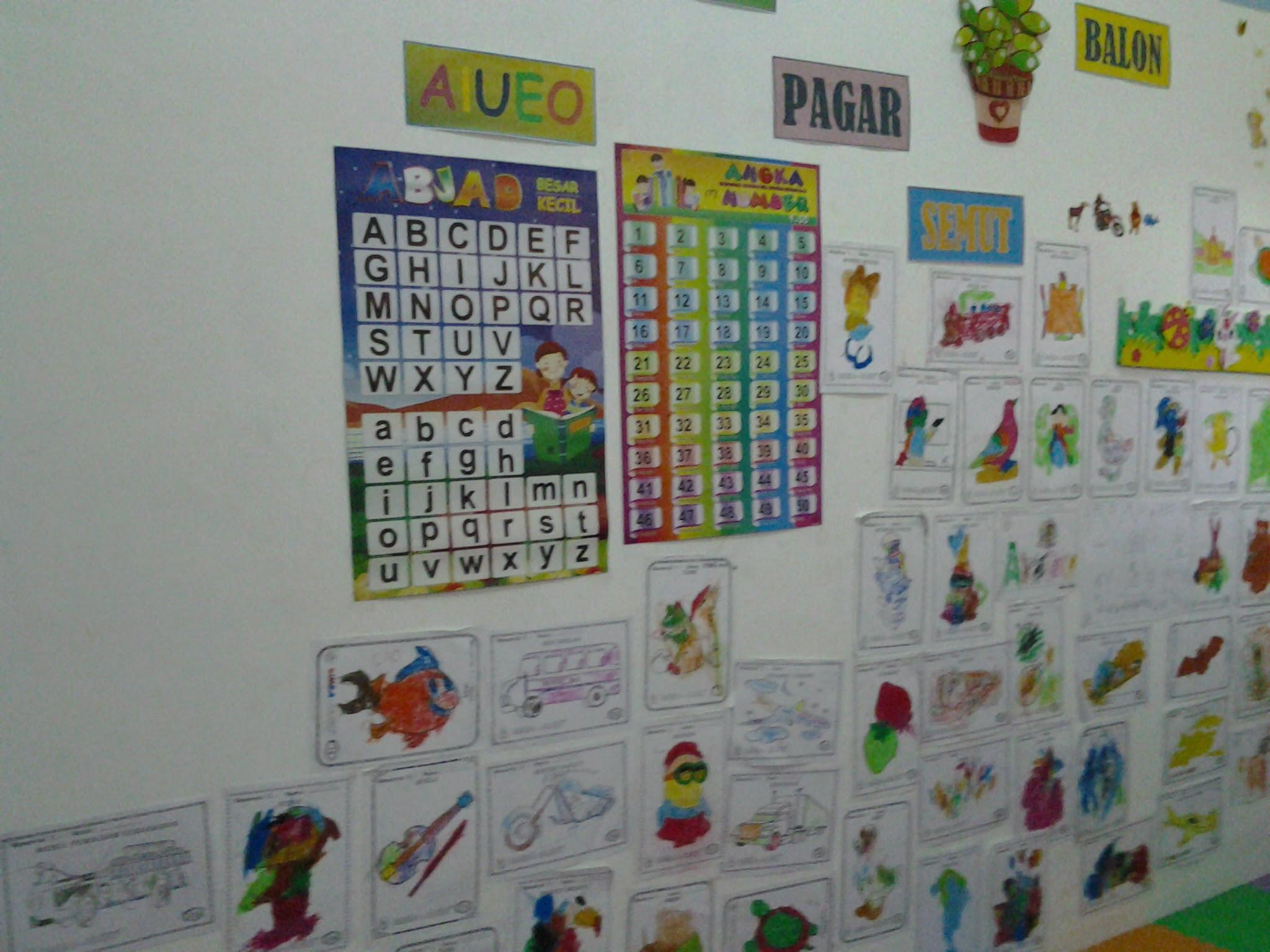 Bimba AIUEO 16 Yayasan Pengembangan Anak Indonesia