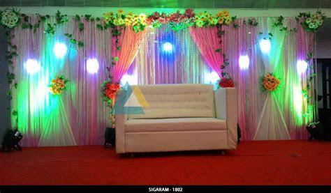 Engagement Decoration done at Hotel Bon Sejour