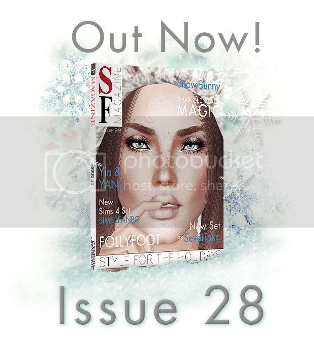 Issue 28 Is Here!