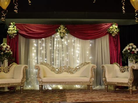 Asian Wedding stage decorations bristol in 2019   IDEAS