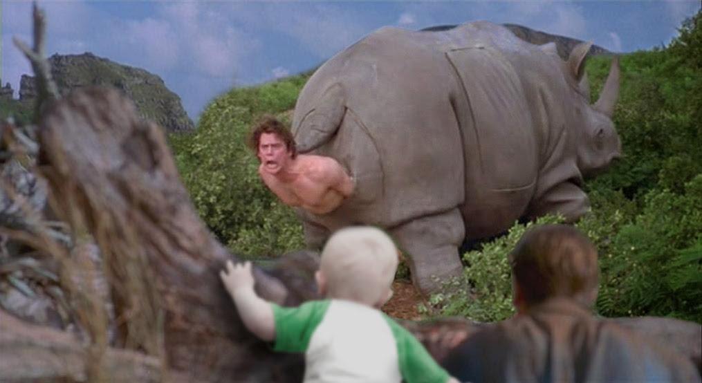 Psbattle Baby Re Creating Jurassic Park Scene Photoshopbattles