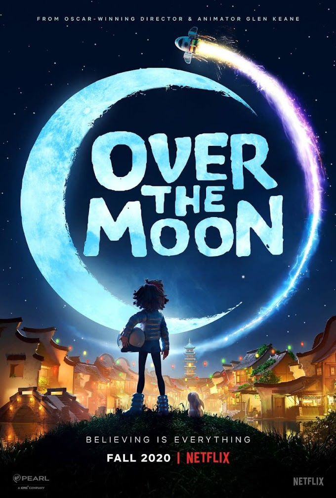 Over the Moon (2020) 480p 720p 1080p WebRip Dual Audio (Hindi+English) | Netflix Film