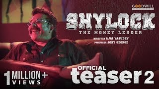 Shylock Malayalam Movie (2020) | Cast | Official Teaser 2 | Release Date