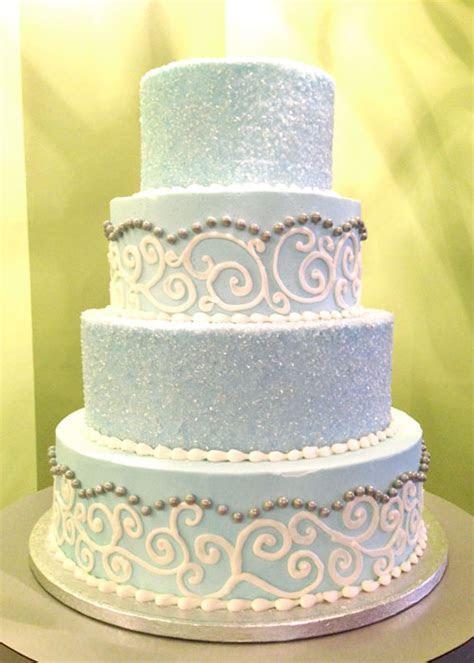 Winter Wedding Cake ? Classy Girl Cupcakes