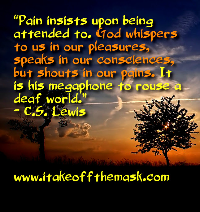 What Suffering Tells Us Quotes Poems Prayers And Words Of