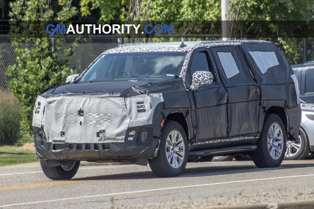 2021 gmc yukon to feature rising rear window line  gm
