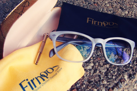 New Glasses from Firmoo | Style Through Her Eyes