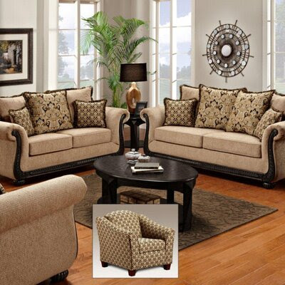 Lily Living Room Collection | Wayfair