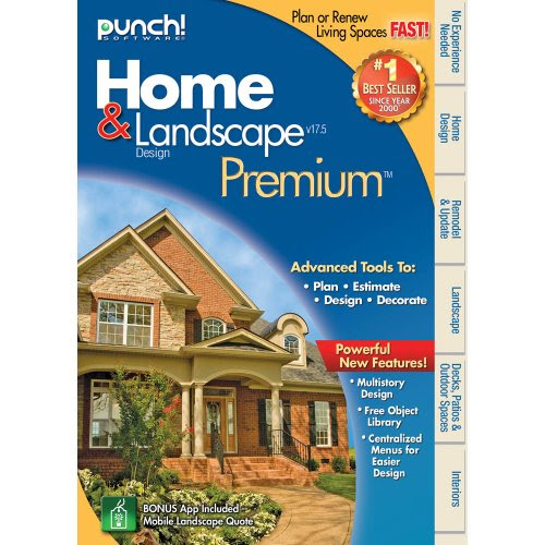 Base Of Free Software Punch Home Landscape Design Premium V17 5 Download Review