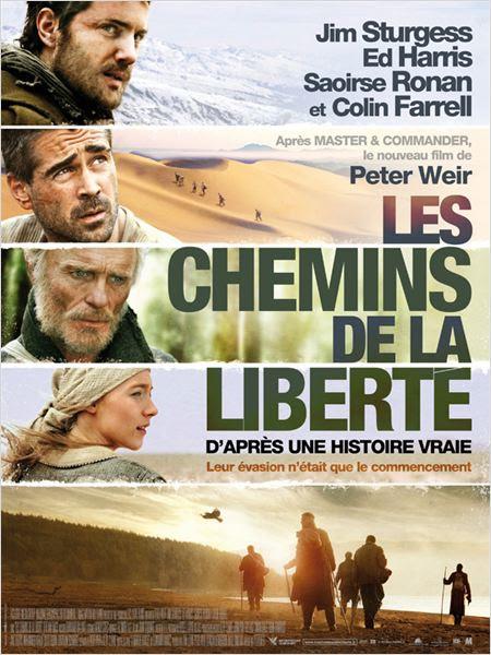 Les Chemins de la liberté : affiche