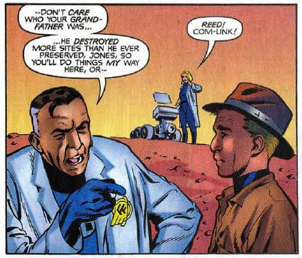 Fantastic Four Annual 1998