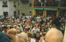 """A Civenna il ferragosto c'era una bellissima """"processione""""!"""