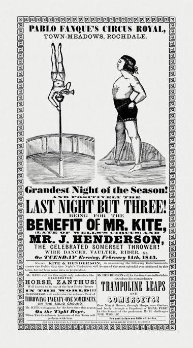 For The Benefit Of Mr Kite Beatles Lyrics