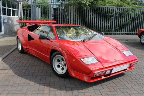 Used 1988 Lamborghini Countach for sale in Kent   Pistonheads