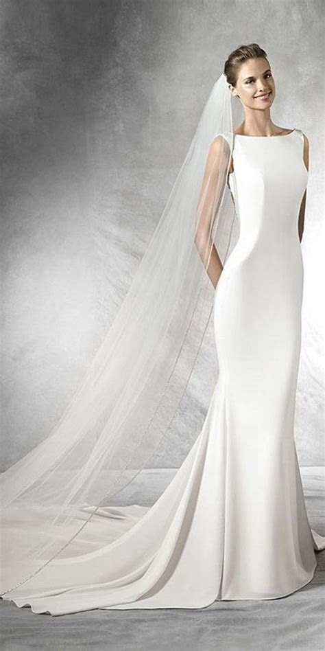 17 Elope Wedding Dresses For Any Bridal Style   Brides