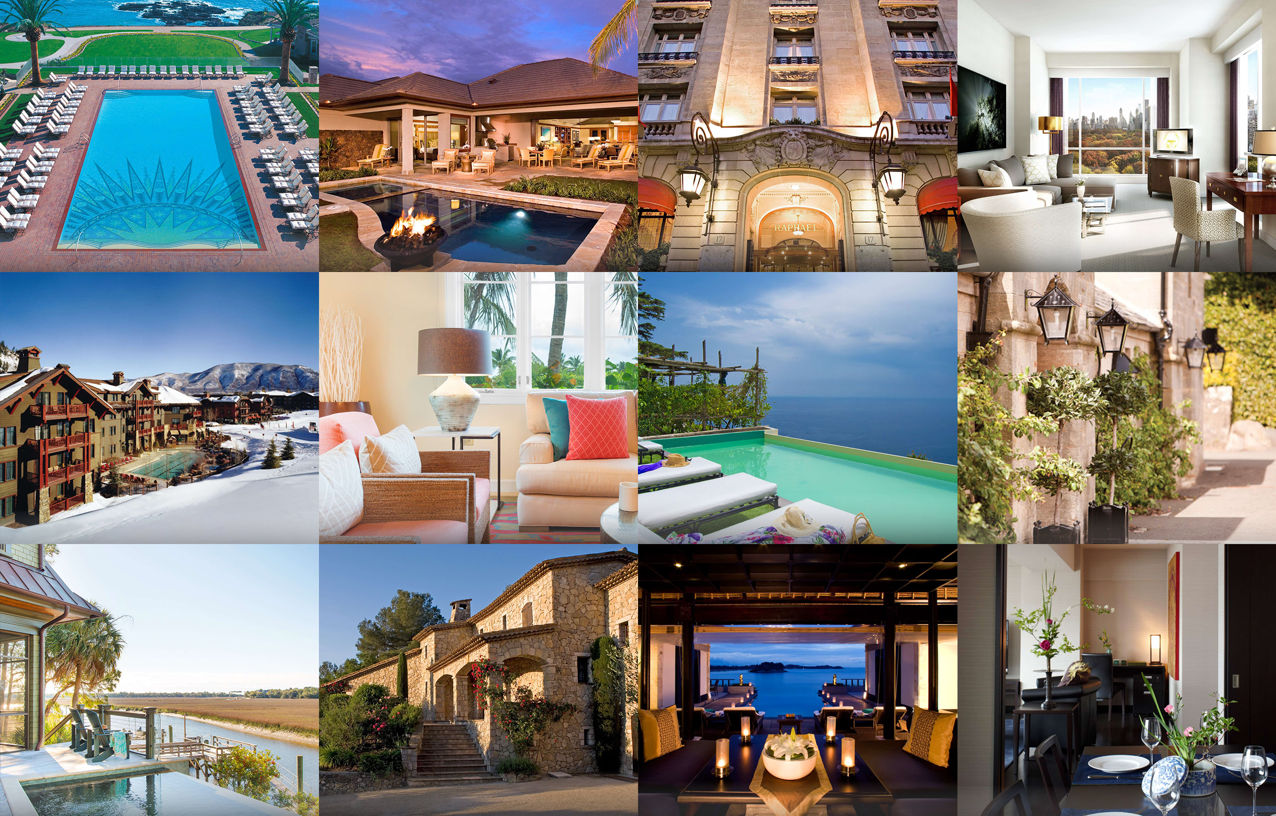 Exclusive Resorts  Compass Marketing