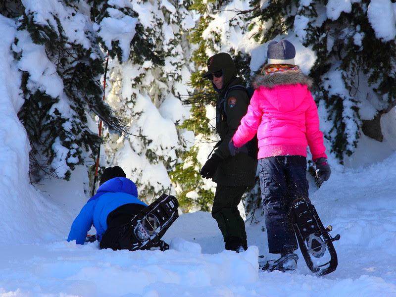 IMG_0236 Ranger-Led Snowshoe Walk