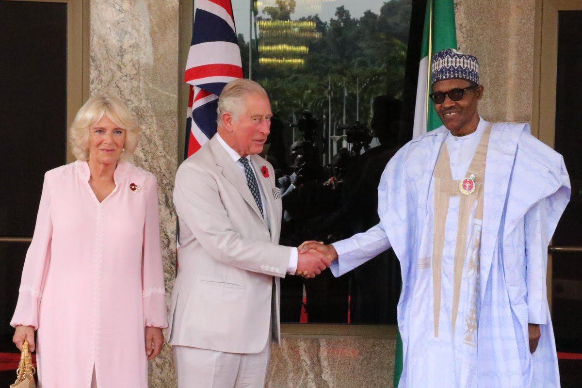 Image result for Prince of Wales in nigeria