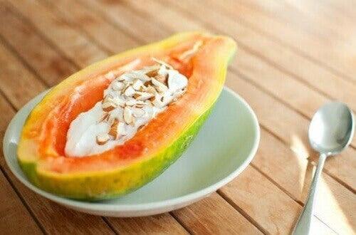 giaourti-me-papaya