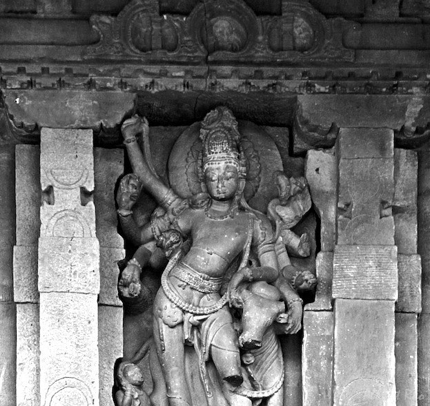 Sculpture, Durga Temple, Aihole