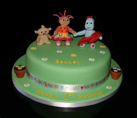 Jeannette's Great Cakes :: Birthday Novelty