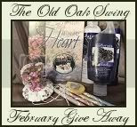 The Old Oak Swing Giveaway