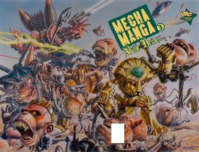 Mecha Manga Bible Heroes Robots