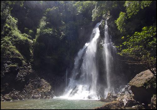 Tamnang Waterfall
