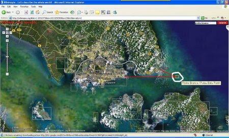 Kenapa Singapura Nak Sangat Pulau Batu Putih?