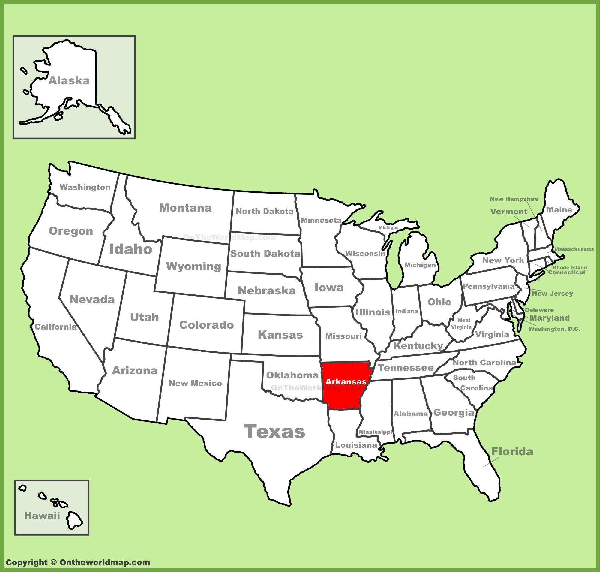 Bathroom 2018: Arkansas Us Map