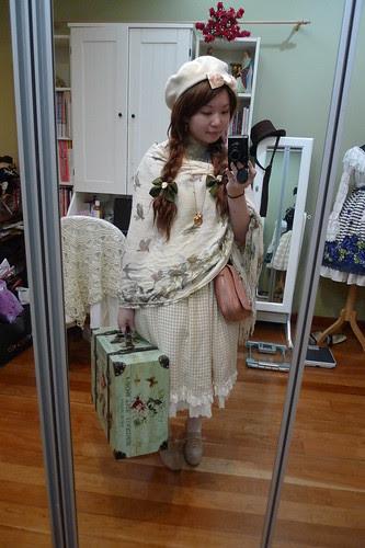 Lolita Meet-Up! Mori-Classic-Country Lolita