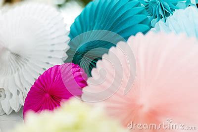Decoration On Wedding Ceremony Reception Stock Photo