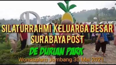 Berwisata ke Wonosalam, Jangan Lupa Mampir ke De Durian Park