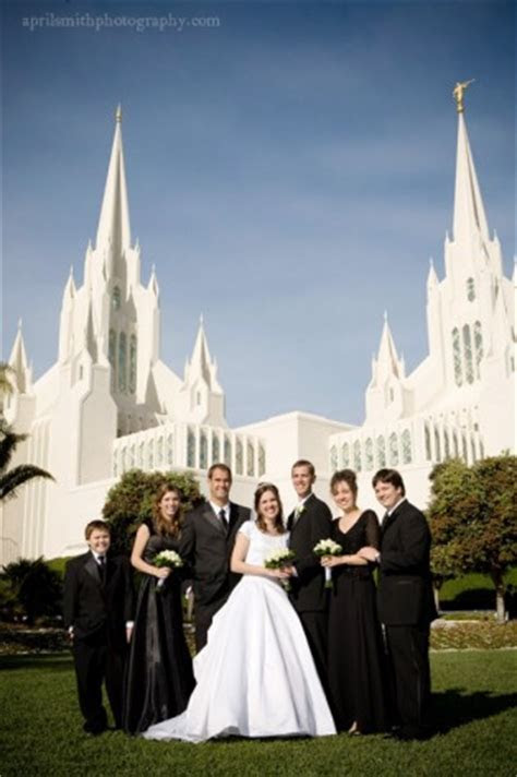 About LDS Temple Weddings ? LDS Wedding Planner