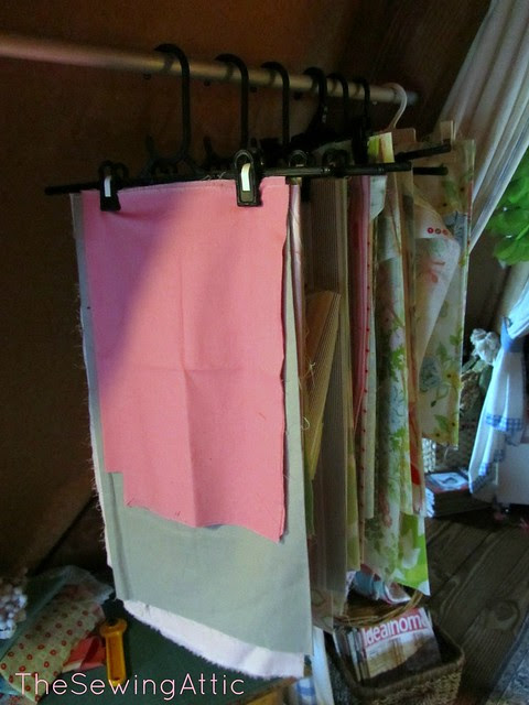 Fabric organisation