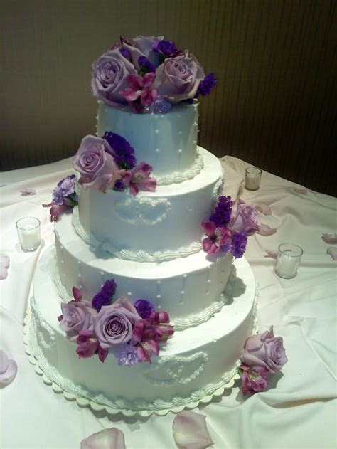 Wedding Cakes by Brenda McGee   Home