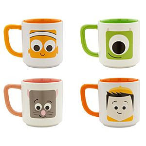 Disney/Pixar Mug Collection Set 1