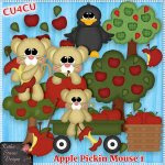 Apple Pickin Mouse 2 - CU4CU