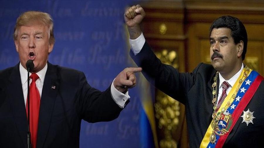 Ο Trump «κλείνει» το μάτι σε ένα πιθανό πραξικόπημα στη Βενεζουέλα