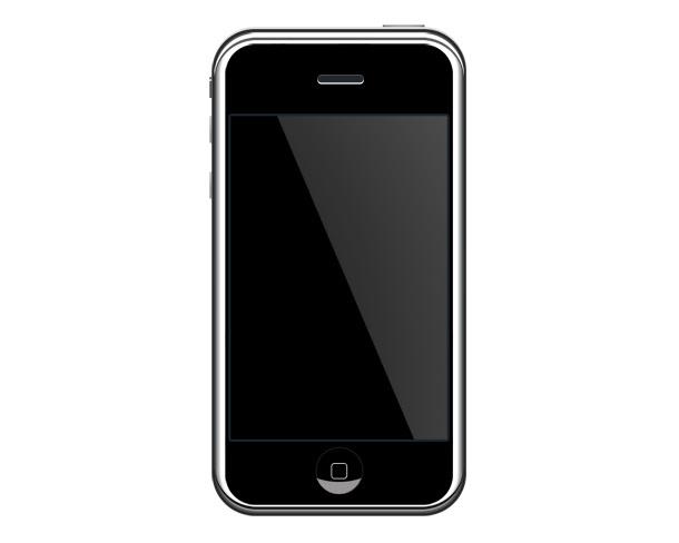 psd iphone