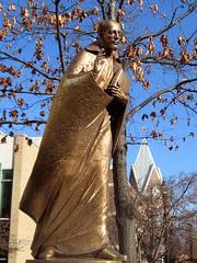 Statue of Ignatius Loyola
