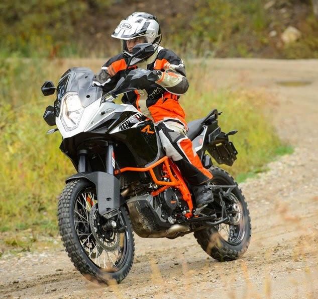 2013 KTM 1190 Adventure R Review