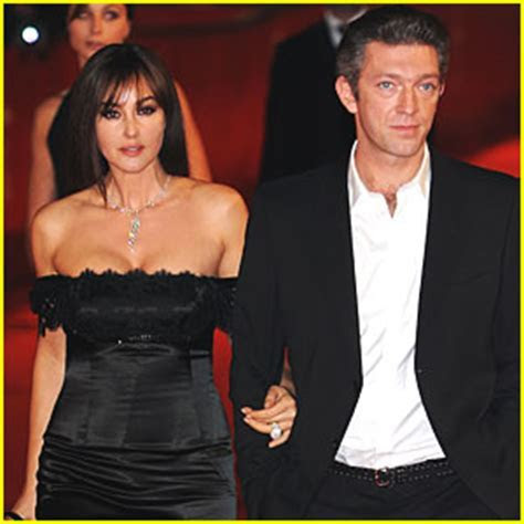 Monica Bellucci: Brazilian BBQ with Vincent Cassel