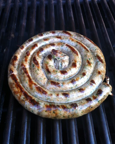 Barese on the grill