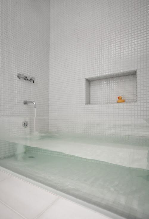 ديكور غريب جدا - اغرب 7 حمامات
