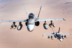 F-18 to Yuma