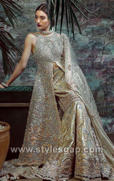Latest Bridal Dresses Tena Durrani Wedding Collection 2019