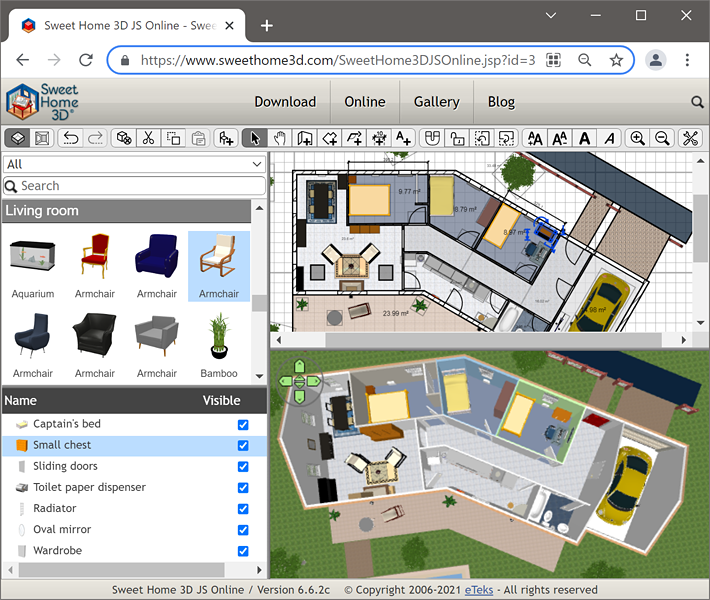 3d home design by livecad.  home design 3d livecad andro pendidikan teknik bangunan Free Software Home Design By Livecad 100 House Plans