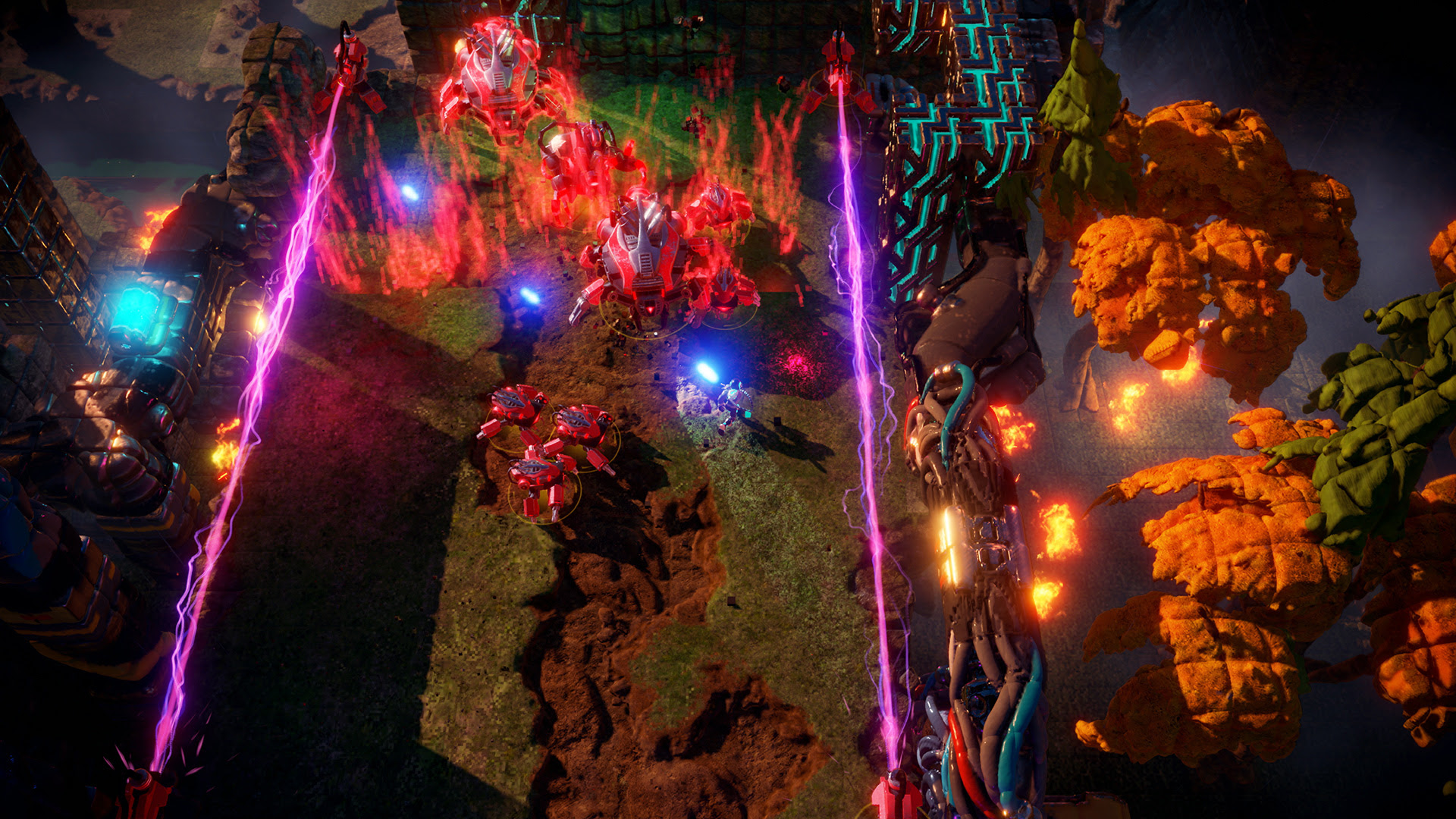 Review: Nex Machina screenshot
