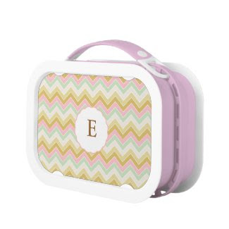 Sweet {chevron} Lunch Box